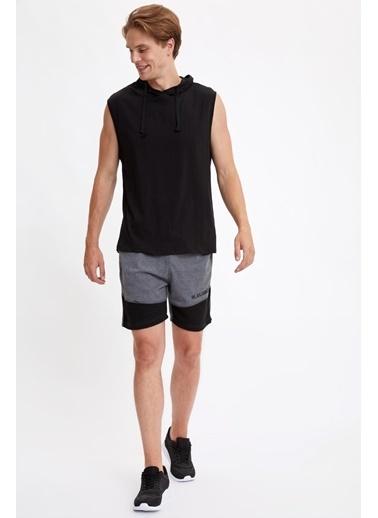 Defacto –Fit Tişört Siyah